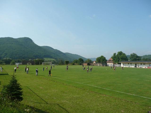 13e Futbalové ihrisko