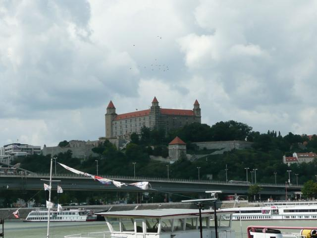 02 Bratislavský hrad
