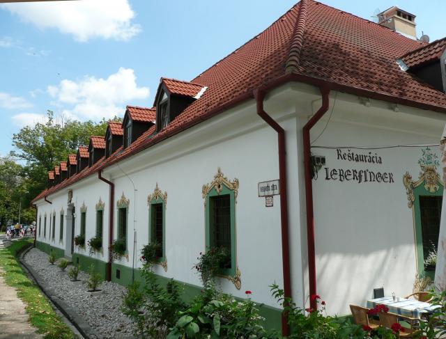10 Reštaurácia Lebenfinger
