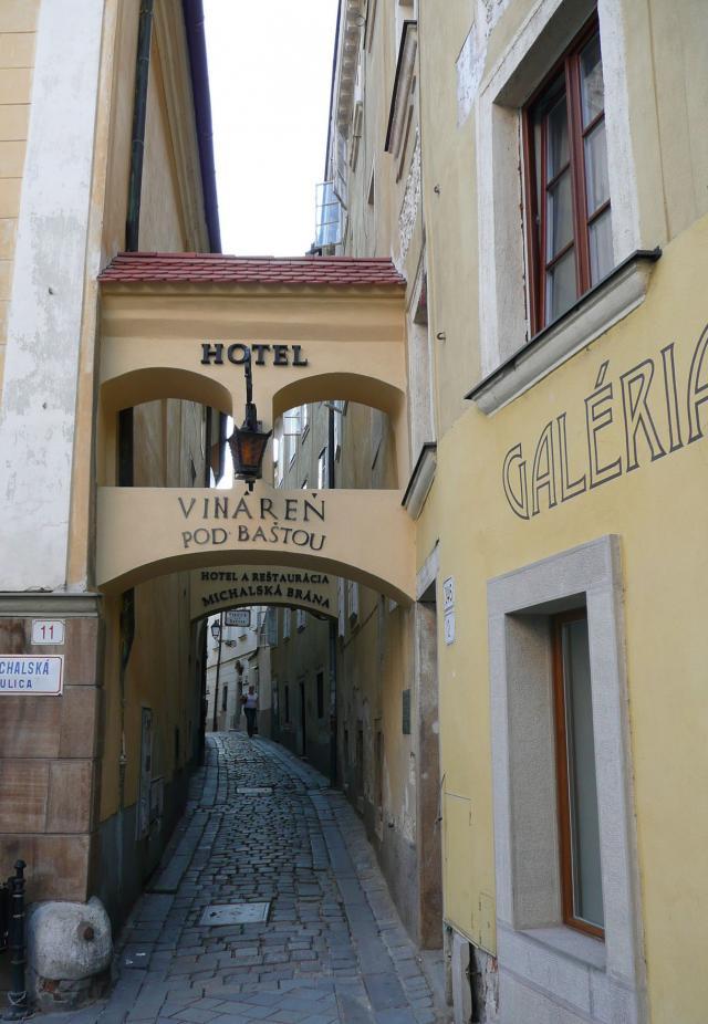 23 Michalská ulica