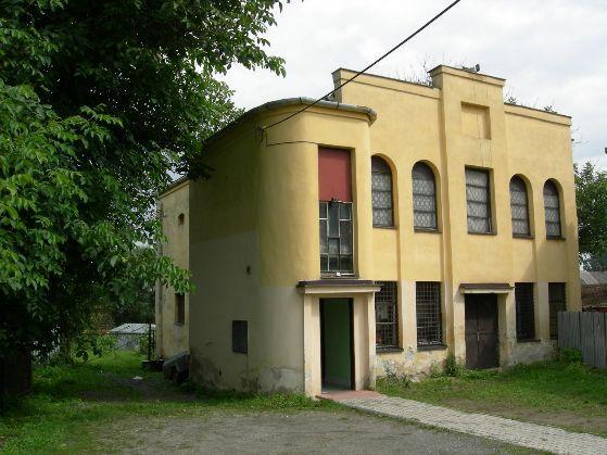 07 Židovská synagóga