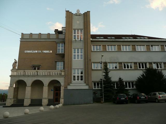 05 Gymnázium sv. Andreja