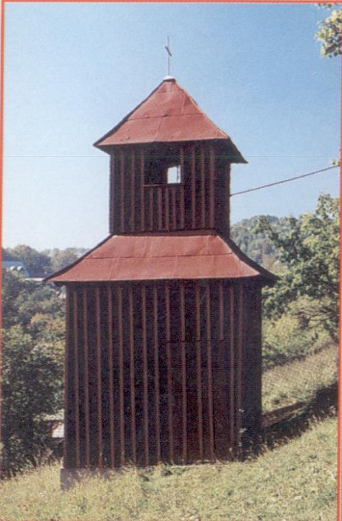 09 Drevená zvonica, evanjelická