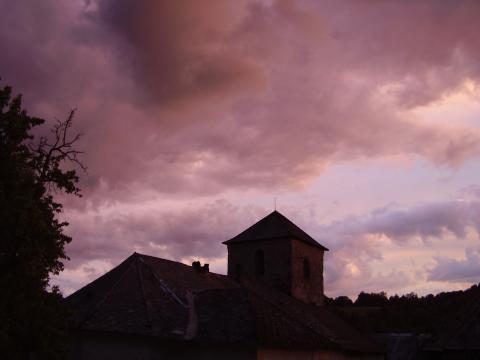 Kostol - strecha