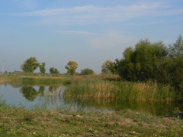 03 Jazero Piri na jeseň